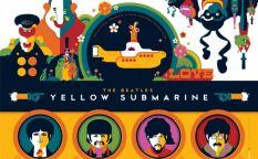 """Fantasías de cine: """"Yellow submarine"""" (1968), el viaje psicodélico de The Beatles"""