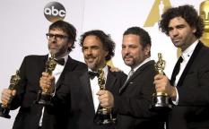"""Conexión Oscar 2015: """"Birdman"""" hace volar a Iñarritu en las alturas de Hollywood"""