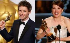 Conexión Oscar 2015: Eddie Redmayne y Julianne Moore, inteligencia y constancia