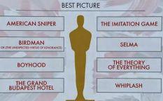 Conexión Oscar 2015: Película