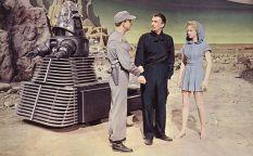 """Mundo futuro: """"Planeta prohibido"""" (1956), expedición espacial peligrosa"""