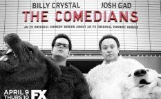 """Cine en serie: """"The comedians"""", sonría por favor"""