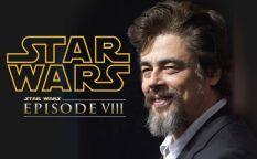 Espresso: Benicio del Toro será el villano en el episodio VIII de
