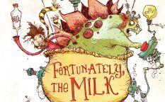 """Espresso: """"Fortunately, the milk"""", Edgar Wright, Johnny Depp y Neil Gaiman"""