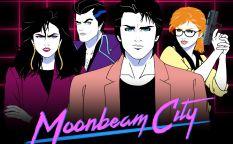 """Cine en serie: """"Moonbeam city"""", la moda de lo retro"""