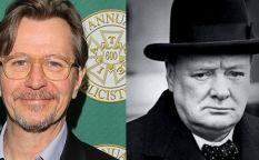 Espresso: Gary Oldman podría ser Winston Churchill y Domhnall Gleeson el creador de Winnie the Pooh