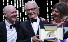 Cannes 2016: Ken Loach se une al club de la segunda Palma de Oro con