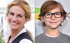 Espresso: Julia Roberts y Jacob Tremblay madre e hijo en