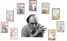Roald Dahl, material de fantasía para el cine