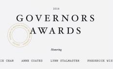 Conexión Oscar 2017: Jackie Chan, Anne V. Coates, Lynn Stalmaster y Frederick Wiseman recibirán el Oscar Honorífico