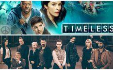 """Cine en serie: """"Timeless"""", la cuestionada copia de """"El Ministerio del Tiempo"""""""