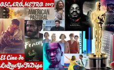 Conexión Oscar 2017: Oscarómetro nº 08