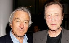 Espresso: Robert De Niro y Christopher Walken, leyendas en horas bajas