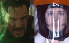 """Celda de cifras: """"Doctor Strange"""" no sufre el efecto de """"La llegada"""""""