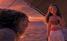 """Celda de cifras: """"Vaiana"""" navega en las aguas tranquilas de la taquilla"""