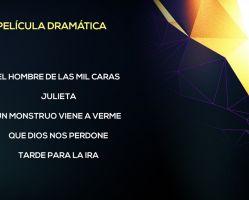 Espresso: Los IV Premios Feroz se abren al cine de género y a la televisión