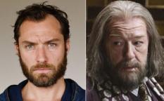 Espresso: Jude Law será un joven Dumbledore