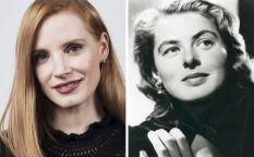 Espresso: Jessica Chastain será Ingrid Bergman y Jesse Eisenberg dará vida a Marcel Marceau