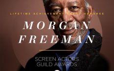 Espresso: Morgan Freeman recibirá el premio honorífico del SAG y Asghar Farhadi rueda en España