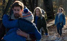 """Celda de cifras: """"Un lugar tranquilo"""" confirma en taquilla que es la película del momento"""