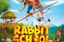 """""""Rabbit school: Los guardianes del huevo de oro"""""""