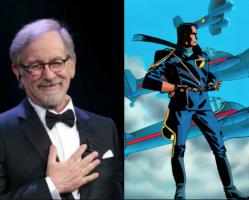 """Espresso: Steven Spielberg y Warner preparan la adaptación de """"Blackhawk"""""""