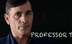 "Cine en serie: ""Profesor T."", el criminólogo fóbico"