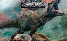 """BSO de """"Jurassic world: El reino caído"""""""