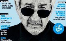 """Revista de revistas: José Sacristán en la portada de un fin de ciclo y el reencuentro de los actores de """"Breaking bad"""""""