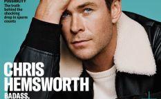 Revista de revistas: El súper papá Chris Hemsworth, el salvaje Tom Hardy y un trío de estilo formado por Brie Larson, Cate Blanchett y Michelle Williams