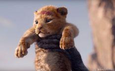 """Espresso: Espectacular primer avance de """"El rey león"""", busa Simba iyo"""