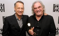 Espresso: Tom Hanks contador de noticias para Paul Greengrass
