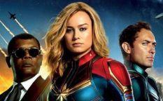 """Celda de cifras: """"Capitana Marvel"""" es el séptimo mejor estreno de Marvel"""