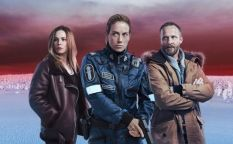 """Cine en serie: """"Ártico"""", intriga y misterio entre auroras boreales"""