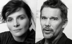 Espresso: Ethan Hawke y Juliette Binoche recorren un camino real y Pedro Almodóvar en la portada de Variety