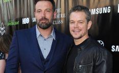 Espresso: Matt Damon y Ben Affleck se retan en duelo y Samuel L. Jackson es el banquero de los negros
