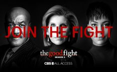 "Cine en serie: ""The good fight"", el salto a la yugular del tiburón Donald Trump"