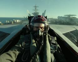 """Espresso: Trailer de """"Top gun: Maverick"""", Tom Cruise vuelve a surcar los cielos en la era de los drones"""