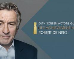 Espresso: Robert De Niro recibirá el premio honorífico del Gremio de Actores (SAG) y Ricky Gervais regresa a los Globos de Oro por quinta vez