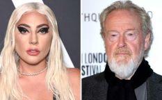 Espresso: Lady Gaga con Ridley Scott, biopic musical de los Bee Gees y Elaine May regresa con Dakota Johnson