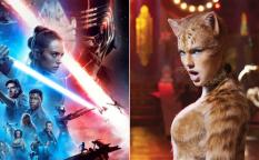 """Celda de cifras: """"Star Wars"""" se mantiene, """"Mujercitas"""" debuta con dignidad y """"Cats"""" maulla de dolor"""
