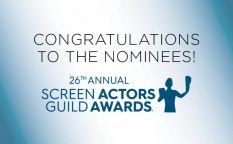 Conexión Oscar 2020: Las nominaciones del Gremio de Actores (SAG)
