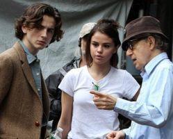 """Espresso: La primera """"perla"""" de las memorias de Woody Allen se dirige a Timothée Chalamet"""
