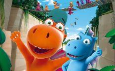 """""""Coco, el pequeño dragón. Aventuras en la jungla"""""""