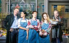 """""""Una pastelería en Notting Hill"""""""