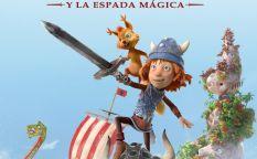 """""""Vicky el Vikingo y la espada mágica"""""""