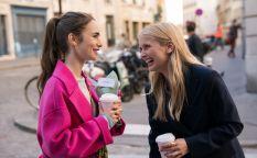 """Cine en serie: """"Emily en París"""" o el chovinista enfadado"""