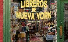 """""""Libreros de Nueva York"""""""