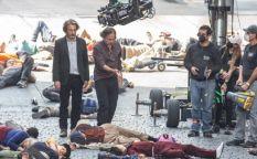 Espresso: Alejandro González Iñárritu rueda en México, Harry Styles y Emma Corrin en un matrimonio de conveniencia, adolescentes frente monstruos y comedia de superheroínas