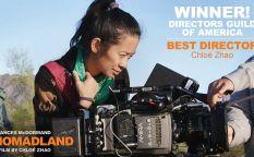 Conexión Oscar 2021: Chloé Zhao sale imparable del Gremio de Directores (DGA)